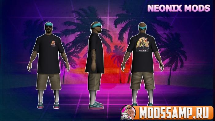 Скин Vla3 от Neonix Mods