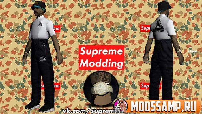 sfr3 SupremeMods