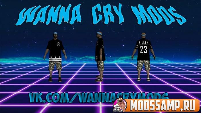 Скин vla3 от Wanna Cry Mods