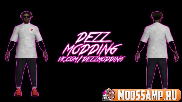 Скин fam2 от DEZZ MODDING