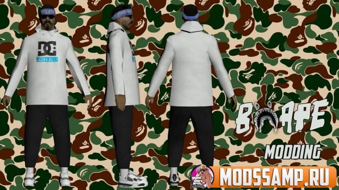 Скин SFR 2 от Private Bape Modding