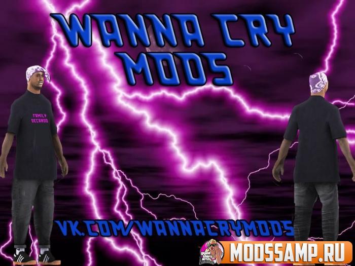 Скин ballas2 от Wanna Cry Mods