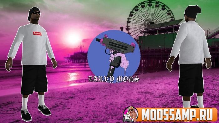 Скин BALLAS3 от LARRY