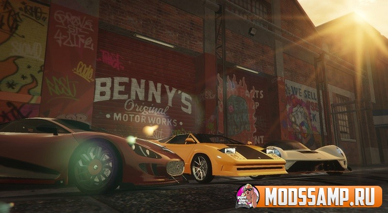 Benny's Original Motor Works Single Player