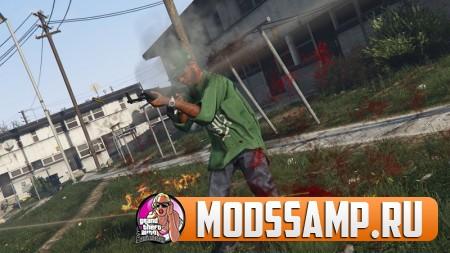 GangMod - мод на банды для GTA 5