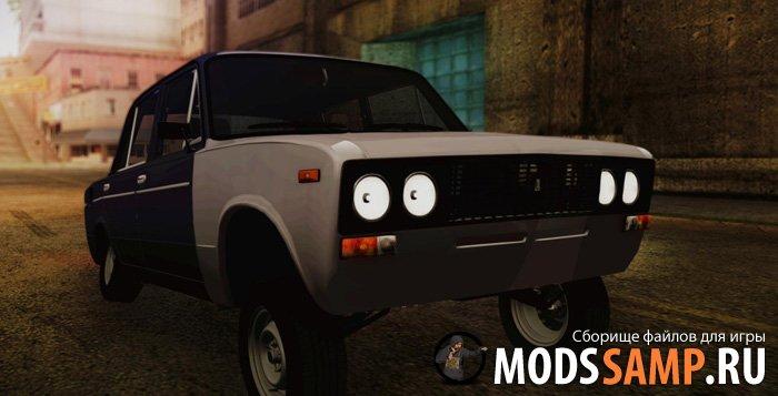 ВАЗ 2106 Хулиган Azeri Style для GTA:SA